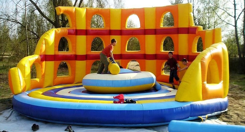 Atrakcje piknikowe - Gladiatorzy