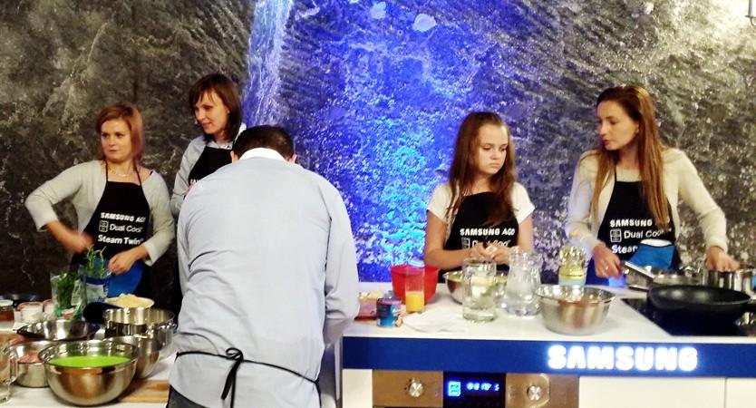 Warsztaty gotowania - Wieliczka 2