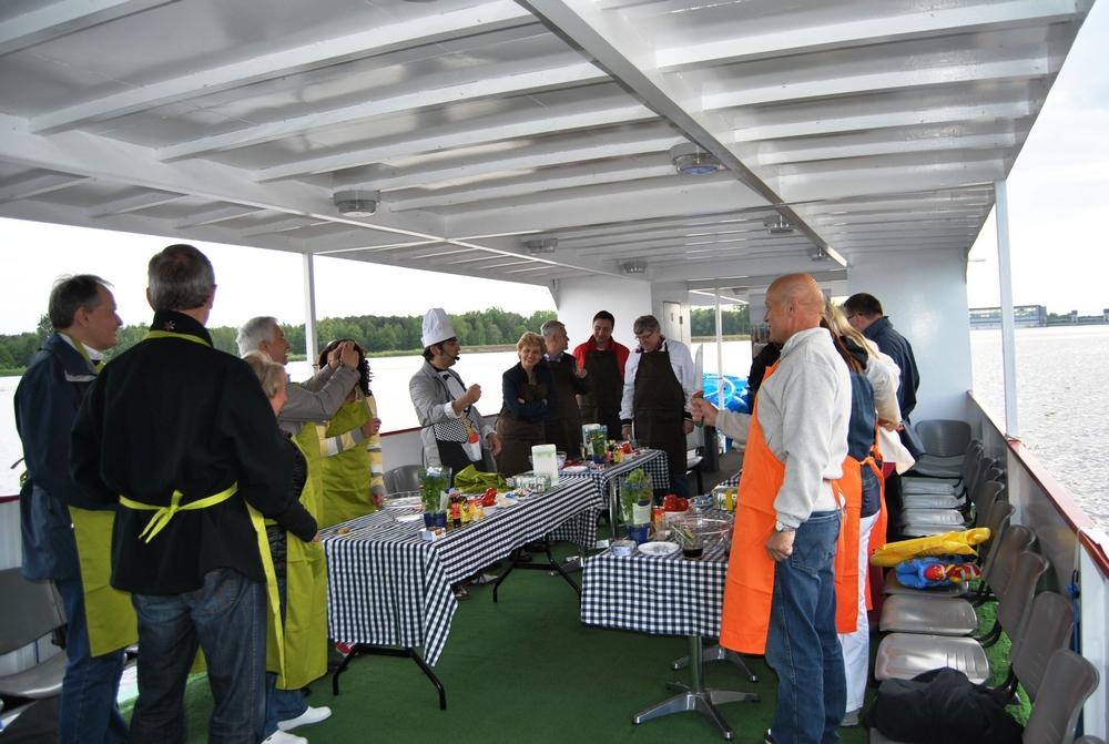 Warsztaty gotowania na Zalewie Zegrzyńskim (3)