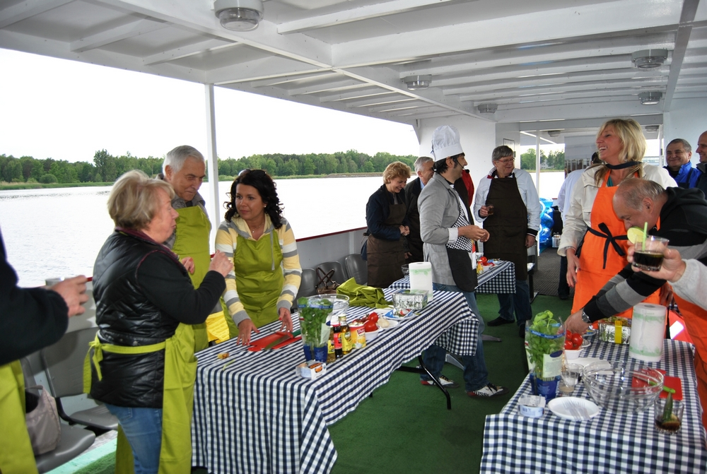 Warsztaty gotowania na Zalewie Zegrzyńskim (4)